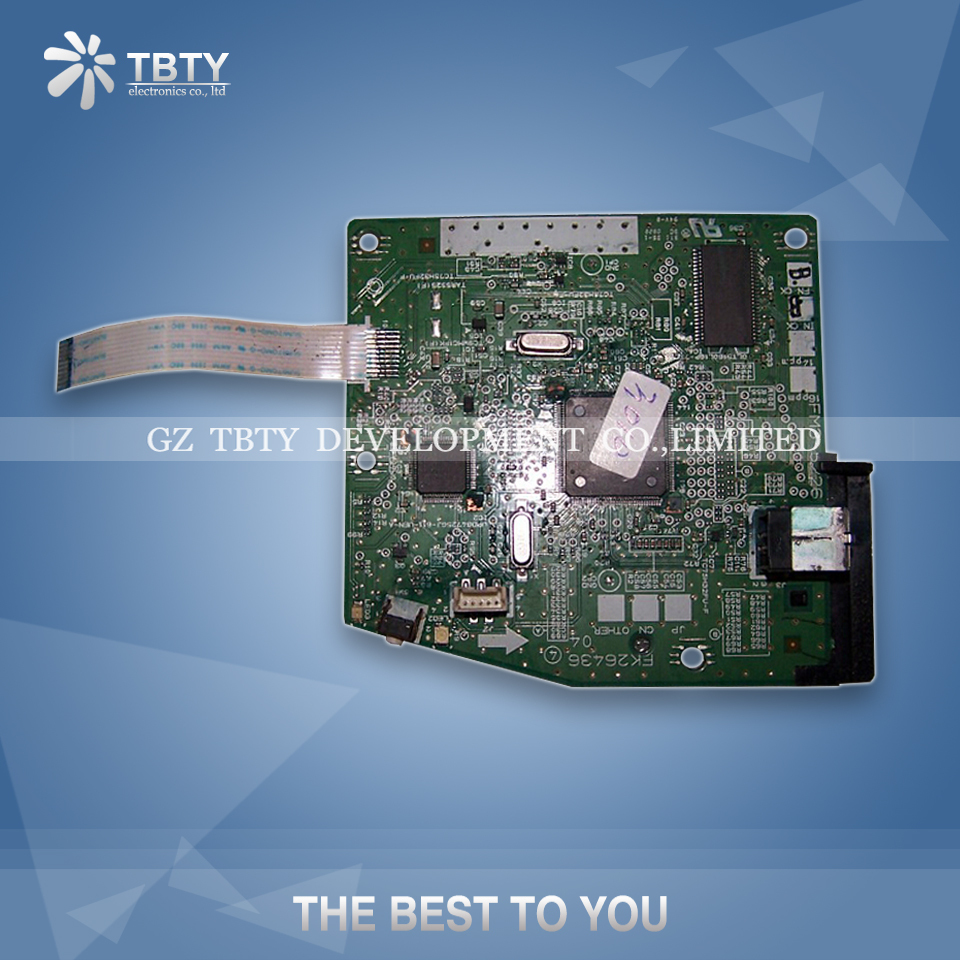 100% Test Main Board For Canon LBP 3010 LBP3010 Formatter Board Mainboard On Sale 100% test main board for canon lbp5100 lbp 5100 rm1 3515 formatter board mainboard on sale