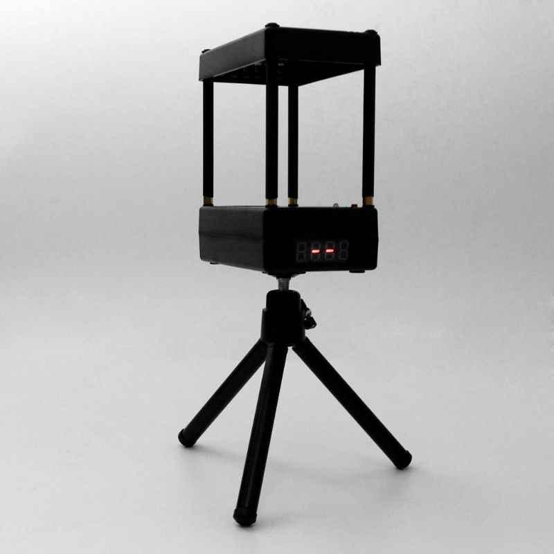 Free selos Focinho Velocidade Anemômetro Medidor de Velocidade Velocimetria Vale nce Tester com Tripé CS focinho velocímetro Novo