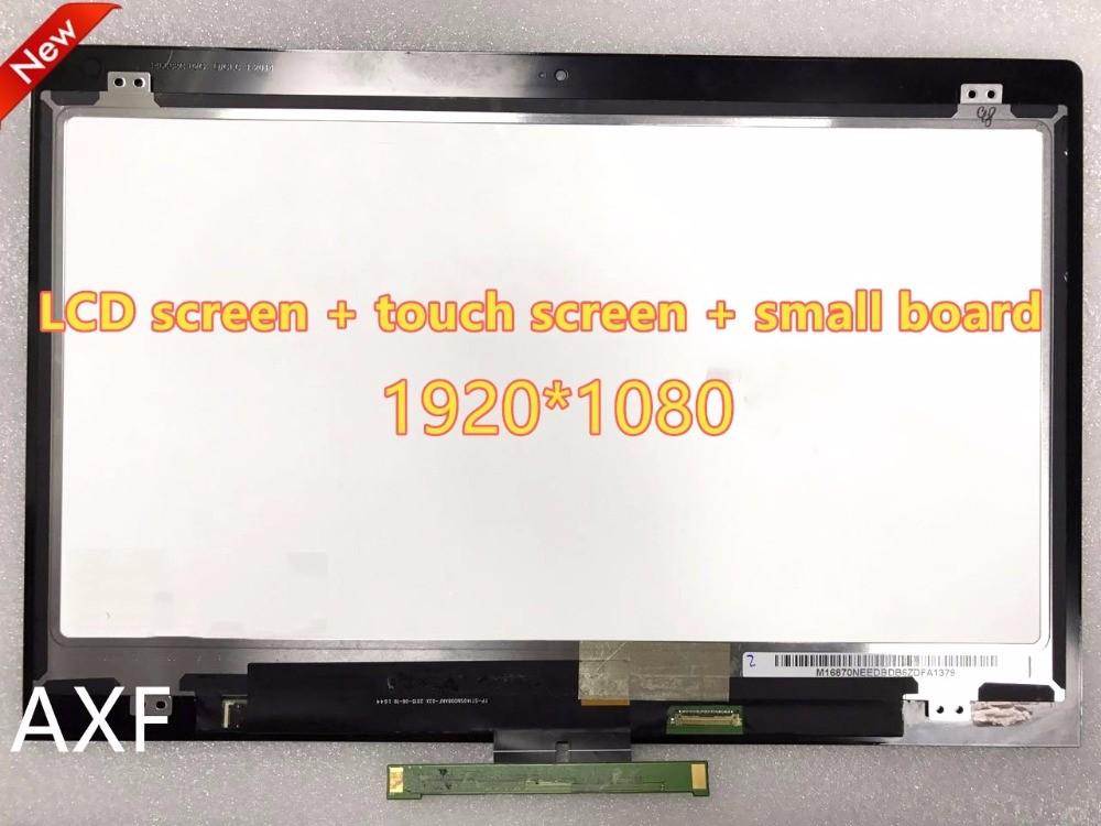 New LCD Display Digitizer Assembly Replace For Lenovo Thinkpad Yoga 460 1920*1080 new original for lenovo thinkpad yoga 260 p40 yoga 460 new s2 touchpad 3 2bcp 00jt975 00ur916 00ur943 00ur942