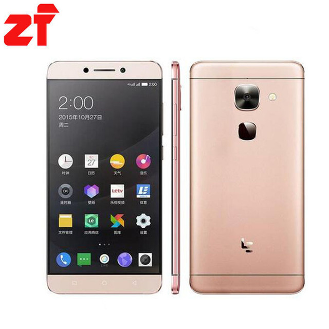 "Letv LeEco Le Max 2 X820 32GB ROM 4GB RAM 4G LTE Mobile Phone Snapdragon x820 quad Core 5.7"" 2560x1440 21MP Touch ID"