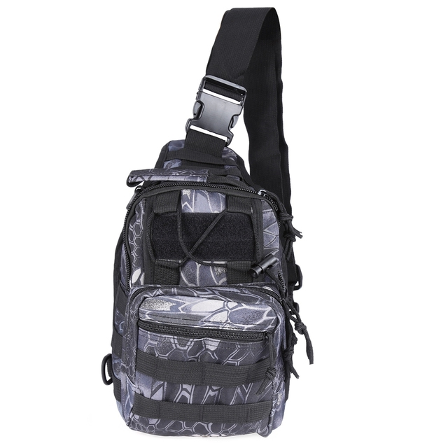 600D Shoulder Military Tactical Backpack Utility Camping Hiking Trekking Bag