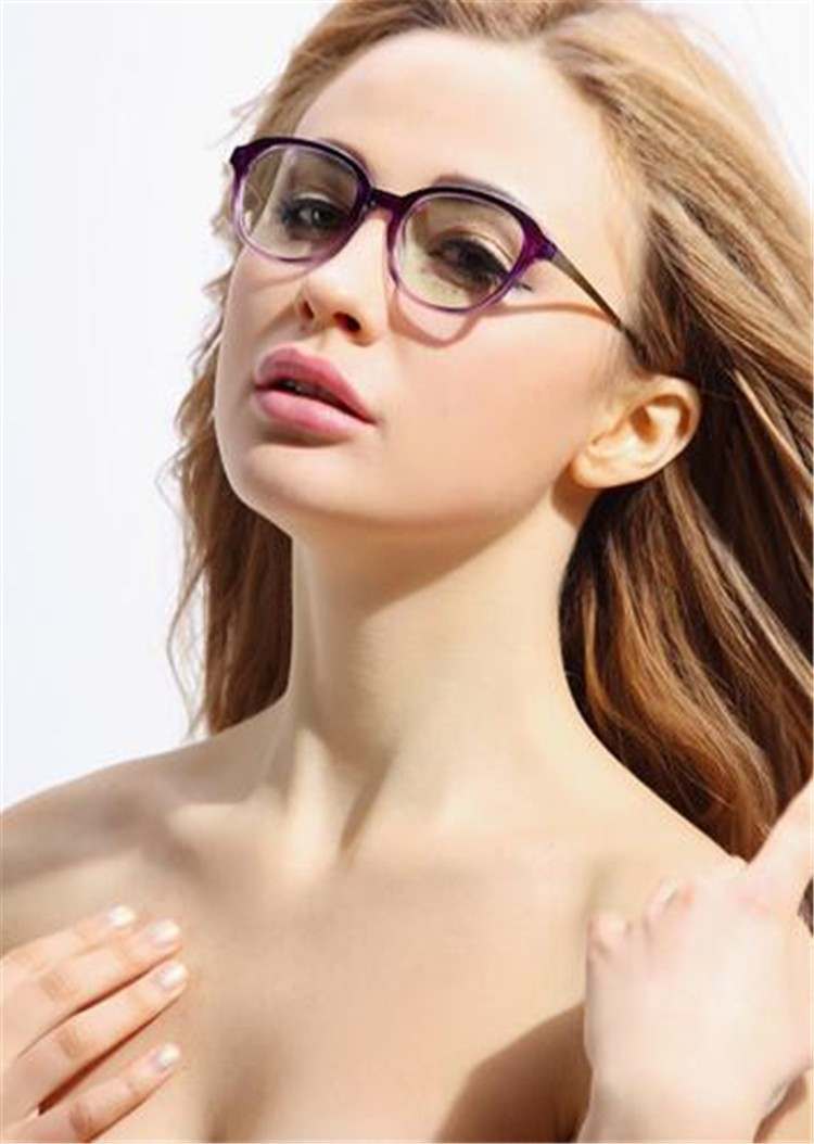 94c7e3614f4 2016 women optic glasses Korean glasses frames Retro round glasses ...