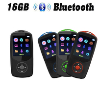 RUIZU X06 Bluetooth 4 0 MP3 Player 8G 16G Sports MP3 music Player 8GB with 1