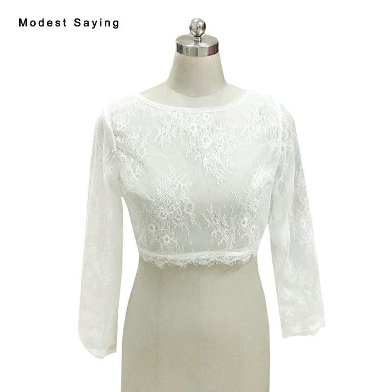 Weddings & Events Frauen Bolero Lange Wraps Elegante Weiß Sheer Sommer Formale Abendkleider Chiffon Cape Günstige Mäntel Braut Hochzeit Schals