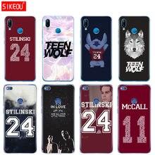 Popular Case Huawei P8 Lite Teen Wolf-Buy Cheap Case Huawei