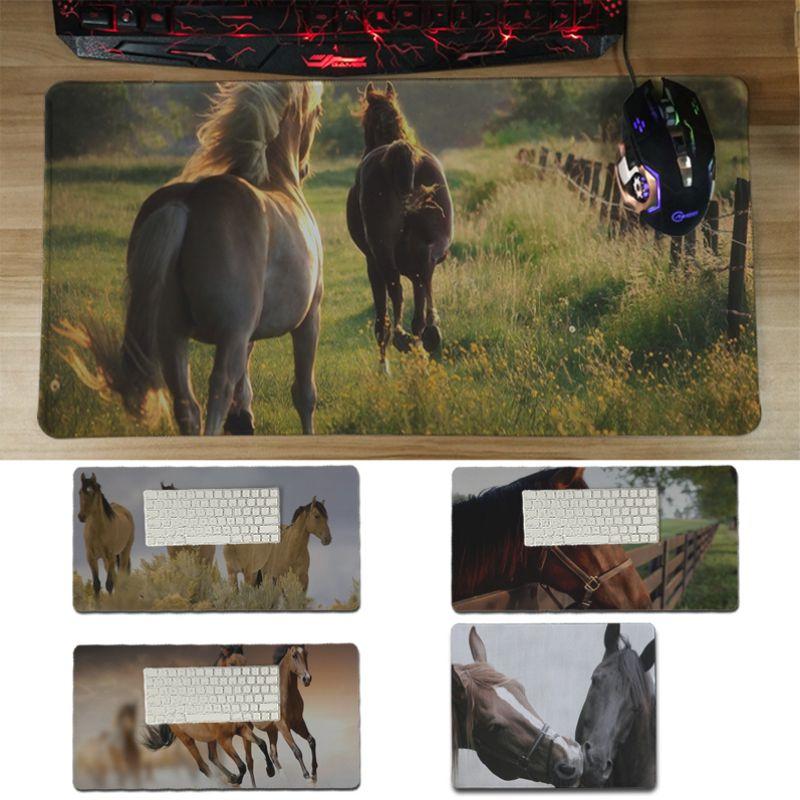 Yinuoda Нескользящие PC лошадь геймер играть коврики Мышь pad Размеры для 18x22 см 20x25 см 25x29 см 30x60 см игровой коврик для мыши