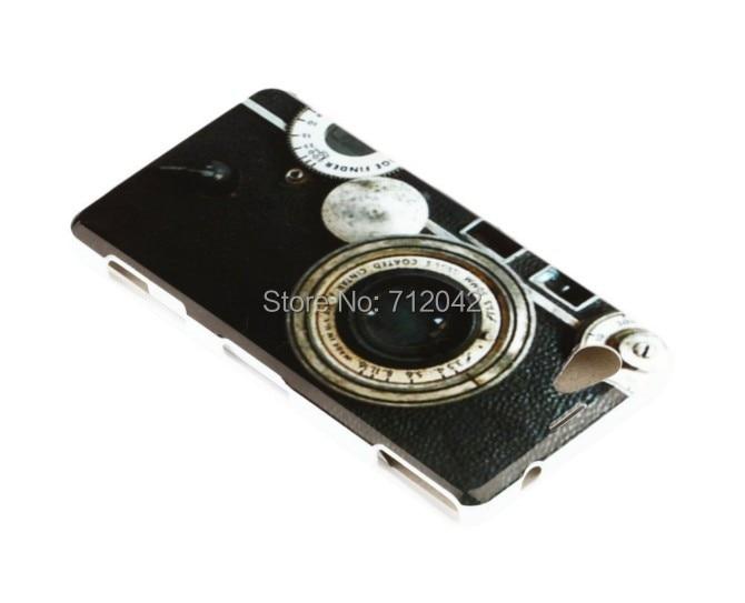 OEEKOI Retro Cassette Tape Camera Print Soft TPU Cover Phone Case - Reservdelar och tillbehör för mobiltelefoner - Foto 4