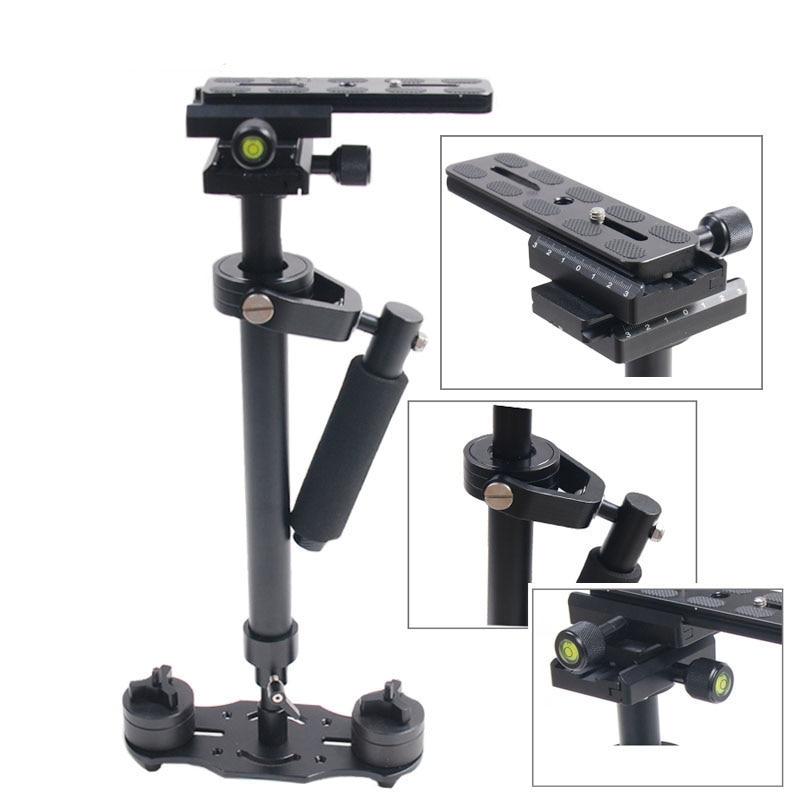 Steadicam s60 el kamera sabitleyici video sabit kamera DSLR fotoğraf - Kamera ve Fotoğraf - Fotoğraf 4