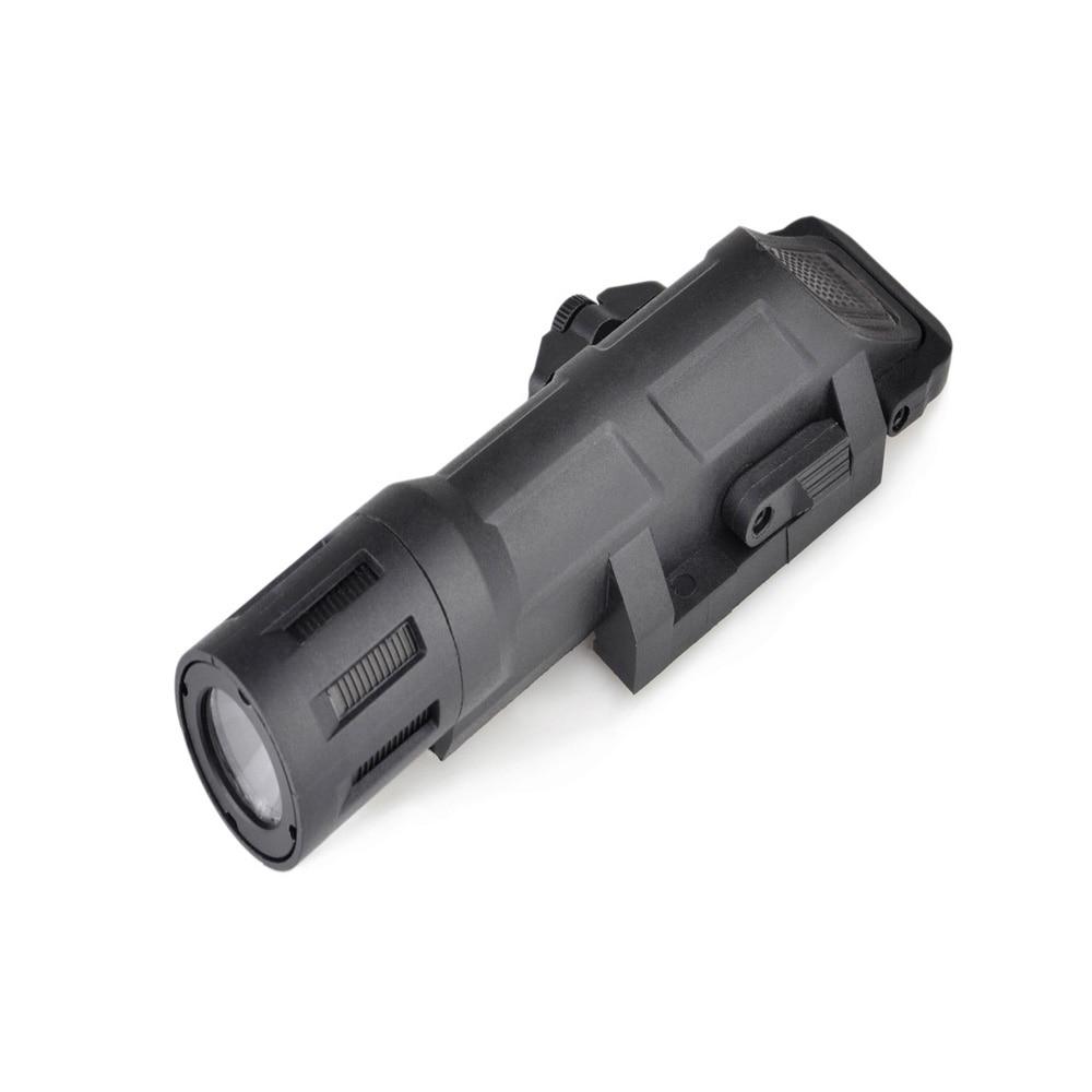 Inforce WML X2 Tactical Weapon Police Flashlight Mount Version Combat Lights Night Evolution police pl 12921jsb 02m