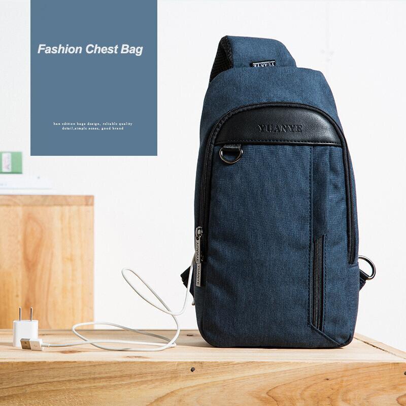 Fashion Chest bag ,Small messenger Nylon bags for men IPAD mini holder cross-body shoulder bags handbags Waterproof chest pack