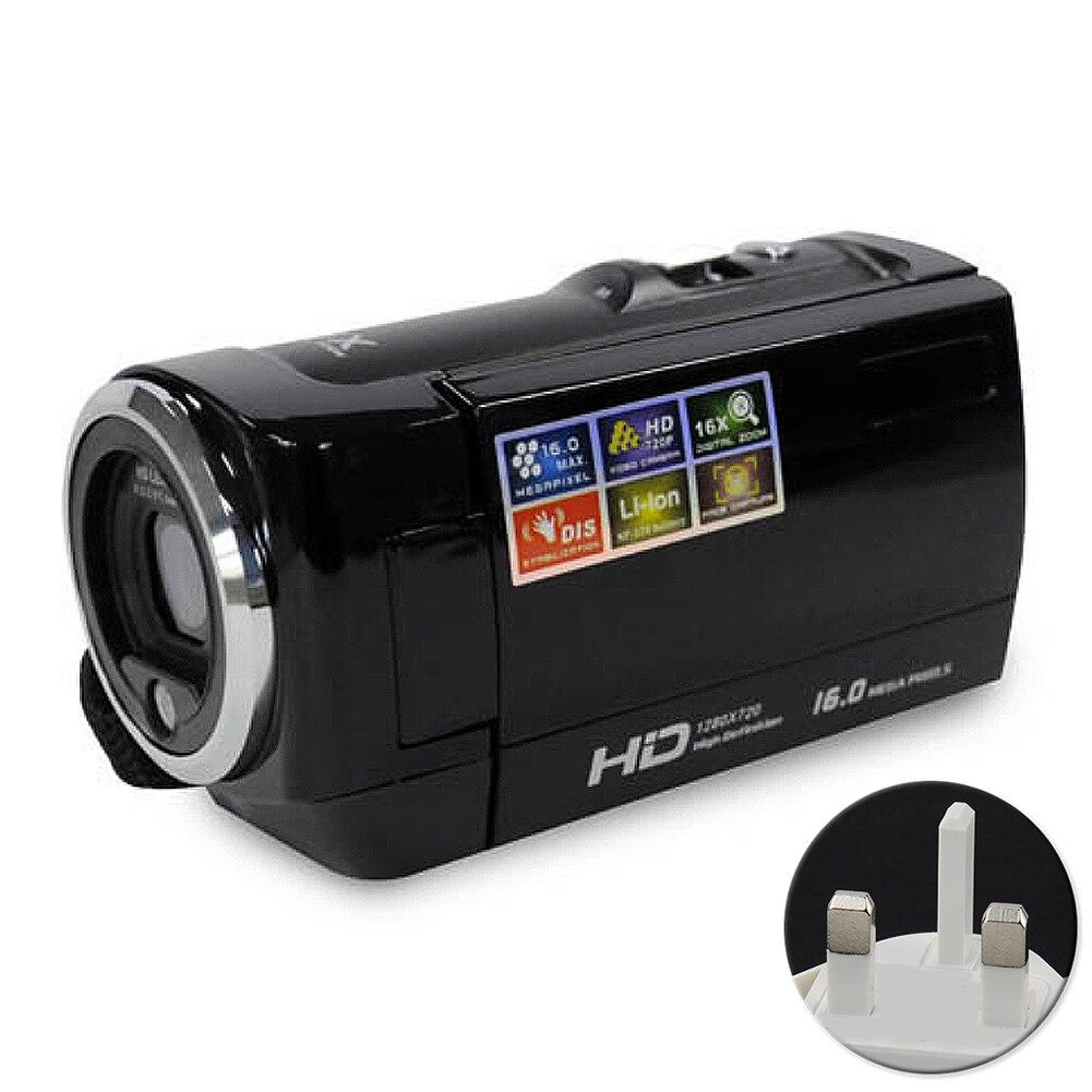 16x Zoom Numérique 720 P HD Résolution Caméra Vidéo écran lcd multifonction Écran Portable Numérique