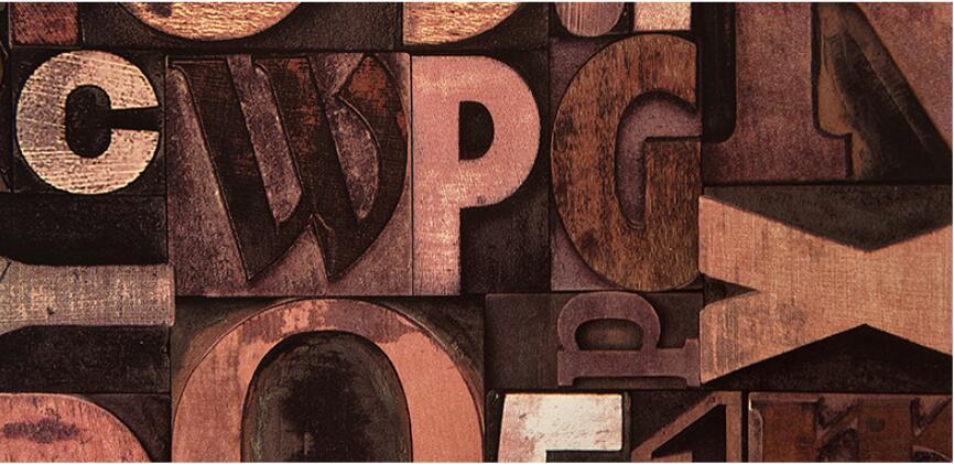 Beibehang Inglês alfabeto retro Vintage antigo papel