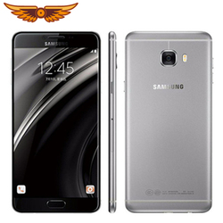 Original Samsung Galaxy C7 C7000 5.7 Inch 4GB RAM 64GB RAM 16.0MP LTE 4G Octa Core 3300mAh Dual SIM Android 6.0 Mobile Phone