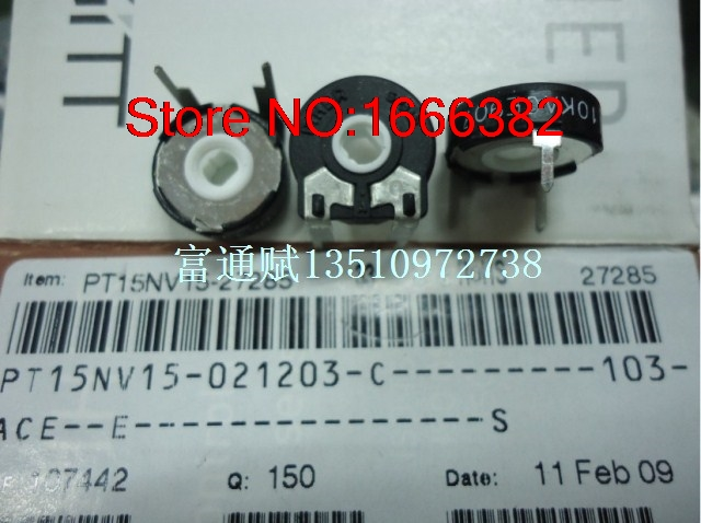 Adjustable Switch Manufacturers Mail: Aliexpress.com : Buy Import Potentiometer Switch PT15NV15
