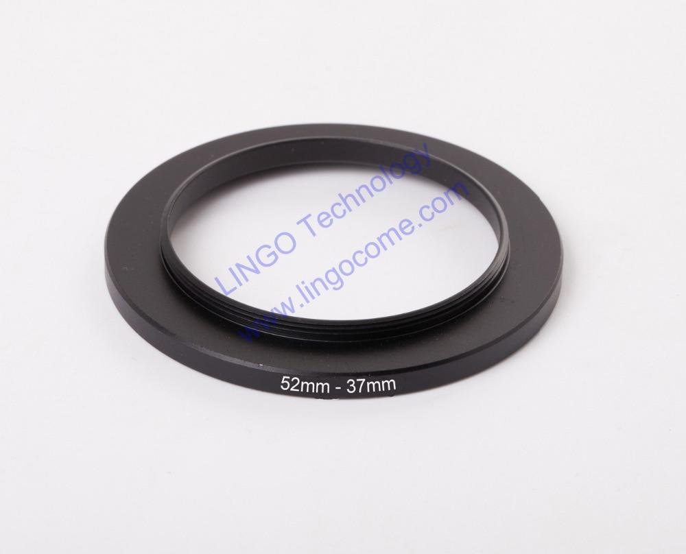 46 millimetri-43 millimetri 46 millimetri per 43 millimetri nero Step Down anello adattatore per la macchina fotografica