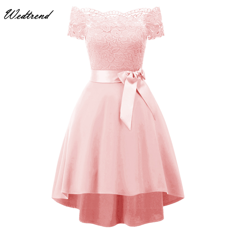 f62e76e56f US $22.28 20% OFF Wedtrend 2019 Burgundy Homecoming Dress Sexy Cap Sleeve  Belt Lace Women Cocktail Dresses Formal vestido graduacion-in Homecoming ...