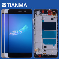 No Dead Pixel 5 0 1280x720 LCD For HUAWEI P8 Lite LCD Display Touch Screen Digitizer