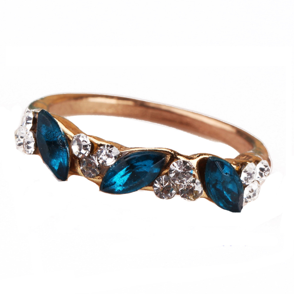 Fashion Antique Luxury Women rings Sweet Retro Ring lash Rings Women Jewelry