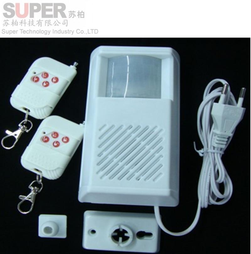 312 220V Door Entry Sensor Alarm Welcome Sensor Beeper Motion Detection Alarm Body Detection Alarm Remote Control Warner & Door Beepers u0026 This Sensor Is An Ideal Option For Homeowners Who ... pezcame.com
