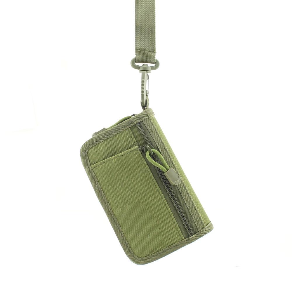 Prix pour Tactique Militaire Hommes de Portefeuille Carte Sac À Main En Plein Air Téléphone Housse pour La Chasse de Camping