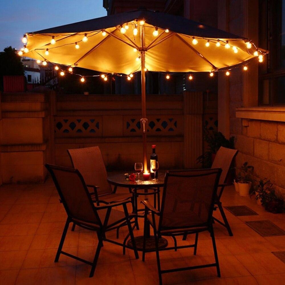 Wasserdichte Hangen Led Globus Girlande String Licht Weihnachten Fee
