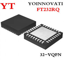 2pcs FT232RQ FT232 232RQ IC QFN32.