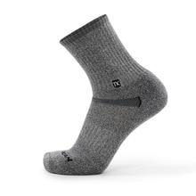 3 pairs ein los Geschenk Paket Herren Merino wolle terry socken schnell trocknend coolmax Socken dicke winter warme socken