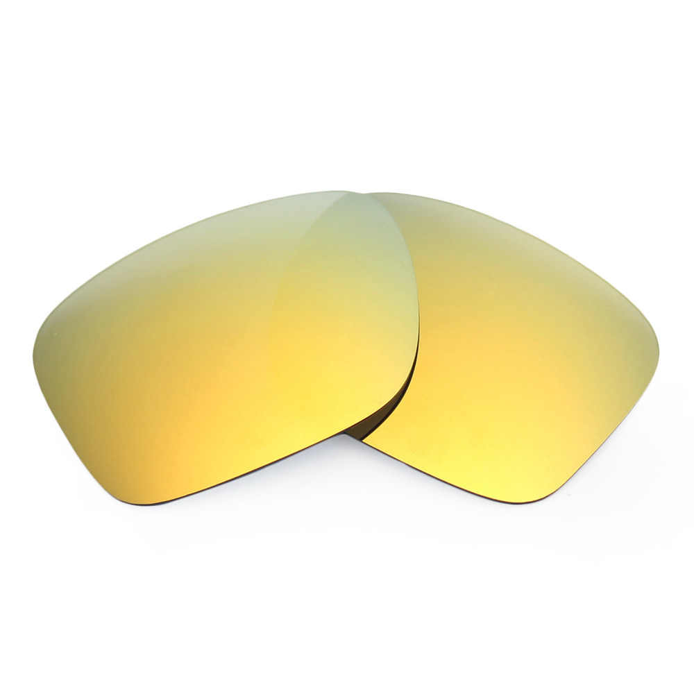 843a5f9d9c4 ... Mryok Anti-Scratch POLARIZED Replacement Lenses for Oakley Holbrook  Sunglasses 24K Gold ...
