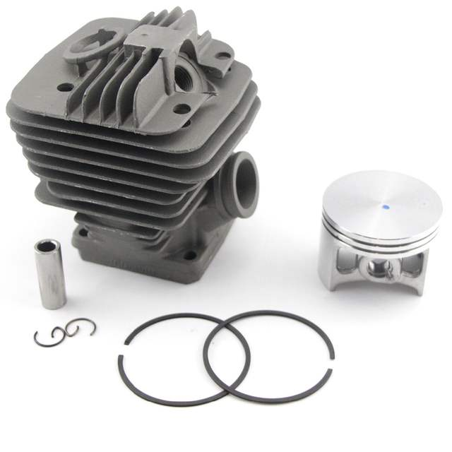 US $28 19 6% OFF|Farmertec Made Big Bore 56mm Cylinder Piston Kit For Stihl  066 MS660 MS 660 Chainsaw 1122 020 1209 With Pin Ring Circlip-in Power