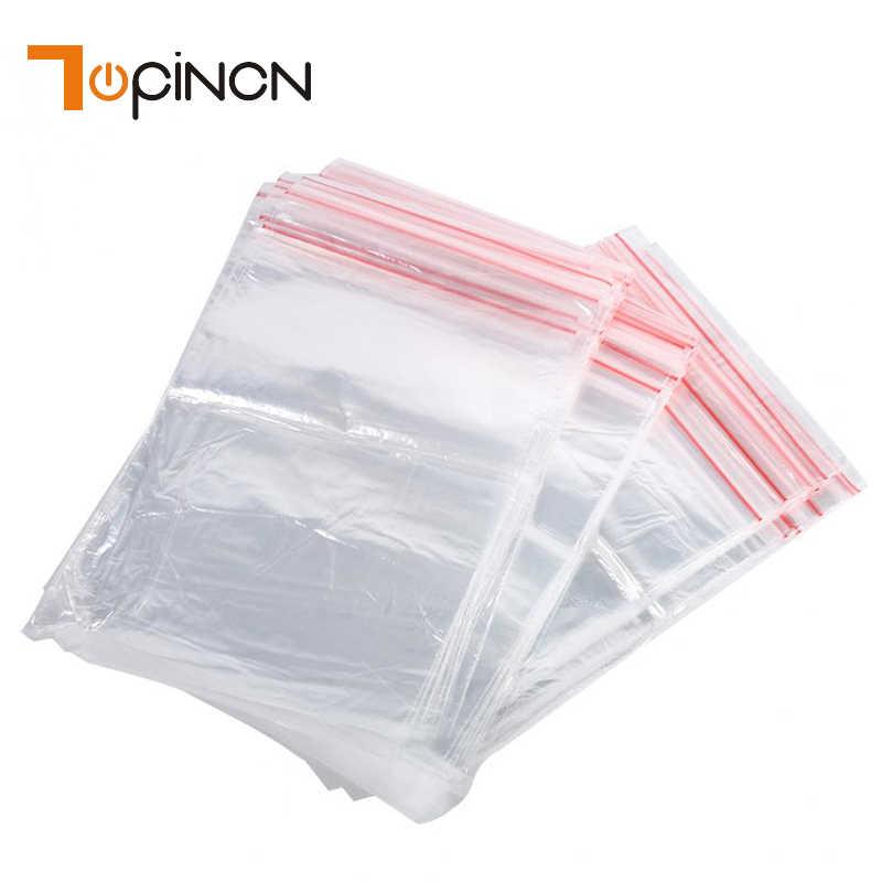 Bag Resealable Plastic