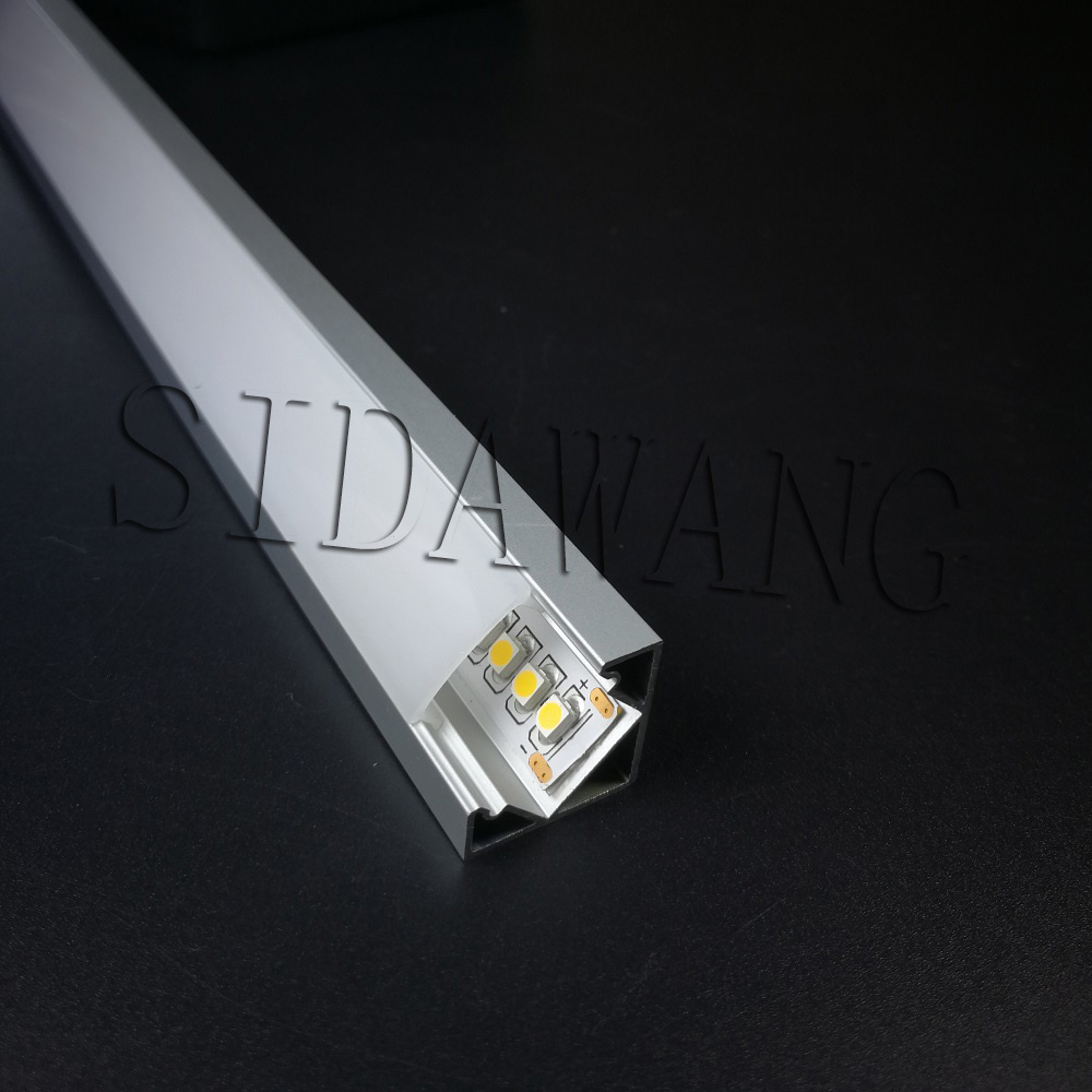 5-30pcs /pack;2meter Corner Mounted Aluminum Led Profile Channel For 12mm Width Led Strip Sdw1203 100% High Quality Materials Led Bar Lights
