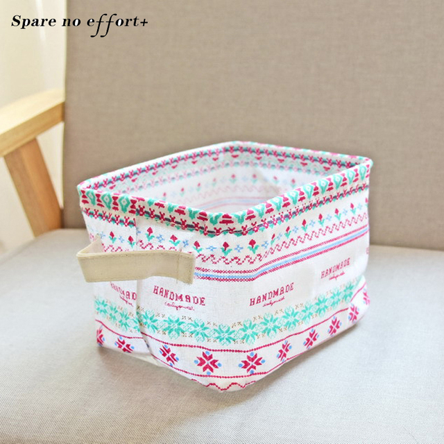 Laundry Basket Folding Basket For Toys Thickness Baby Clothes