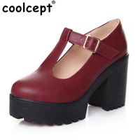 Big Size 34 46 2016 New Arrival Autumn Winter Shoes Woman Ankle Boots Female Fashion Bootie