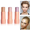 Makeup Highlighter Stick Shimmer Concealer Contour & Highlight Radiant Brighten 3D Face Cosmetic