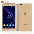 Gooweel M8 Smartphone Fingerprint ID Dual 2.5D Glass 5.5 inch HD IPS screen MTK6580 quad core Mobile cell phone 1GB+8GB  13.0MP