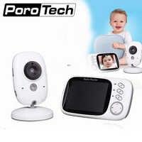 VB603 VB605 Wireless Baby Monitor Elektronische Babysitter Radio Video Nanny Kamera Nachtsicht Temperaturüberwachung Lullaby