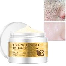 Hyaluronic Acid Face Cream Snail Essence Collagen Facial Day Creams Moisturizer Anti-Wrinkle Anti-aging Serum Korean Skin Care P