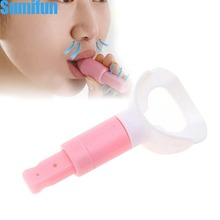 Abdominal Breathing Exerciser Trainer Slimming Products Fat Burner Face Fitness