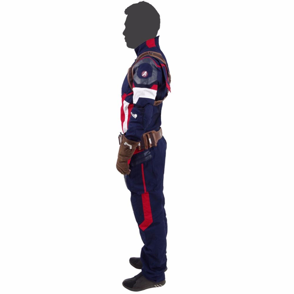 Uniform Cosplay Costume Captain 10