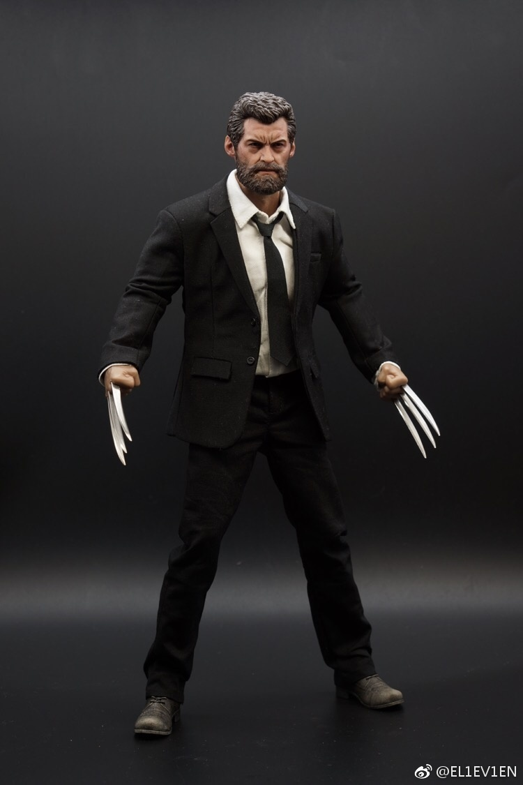 1 6 scale figure doll jurney to the west monkey king with 2 heads 12 action figures doll collectible figure model toy gift 1/6th scale figure doll Hugh Jackman aged Wolverine Logan 12 action figures doll Collectible model Plastic toy gift