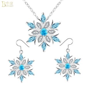 BOAKO Summer Fashion Snowflake