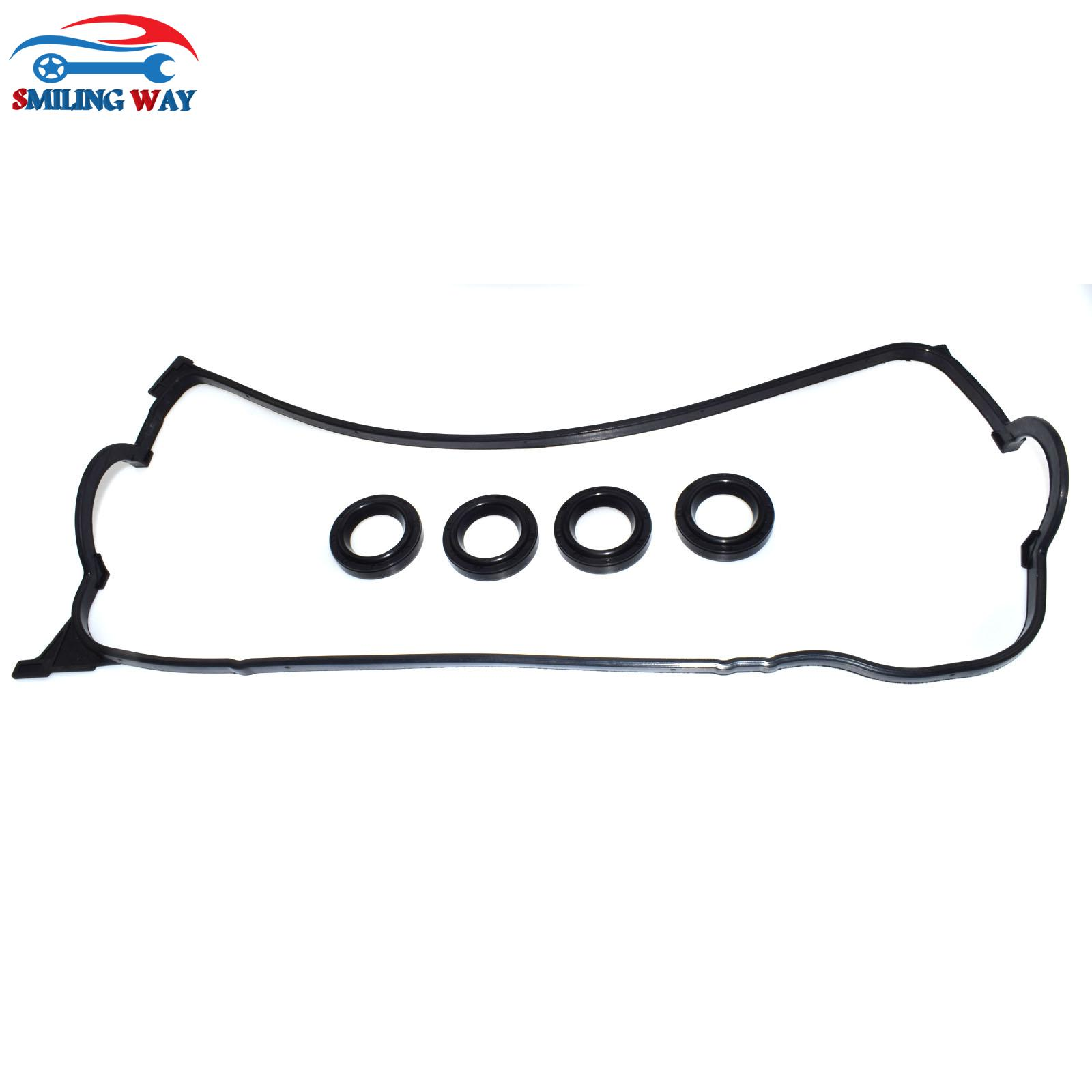 VALVE COVER GASKETs for D16Y5 96-00 1.6L HONDA CIVIC SOHC D15Z1 D16Z6 D16Y8 D16Y7