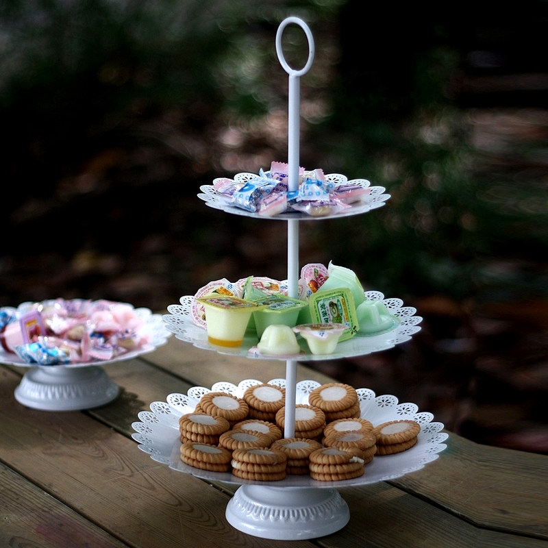 Online Shop Soft time fashion tieyi wedding fruit plate multi ...