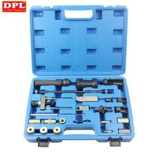 VAG Group FSI / PD Common Rail Injector Puller & Service Tool Kit For Audi VW Set стоимость