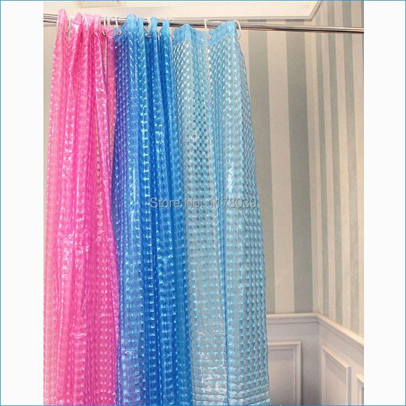 Popular Transparent Shower Curtain Buy Cheap Transparent