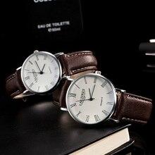 DOBROA мужские и женские часы женские и нежные Мужские кварцевые наручные часы парные часы relogio masculino reloj mujer