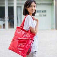 New Collection Free shipping fashion ladies' casual tote shoulder bag, stylish fabric handbag, warm handbag for winter days