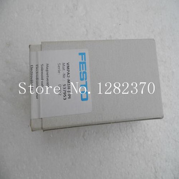 [SA] New original special sales FESTO vacuum valve VMPA2-M1H-J-PI spot 537953 [sa] new original special sales balluff sensor switch bes m18mi poc80b s04k spot 2pcs lot