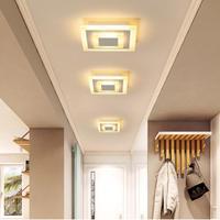 LED Ceiling Lights lampara techo dormitorio Dimmable Surface Mount Flush For Kitchen Corridor Bathroom Study Modern plafon led