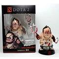 DOTA 2 Juego Figura Pudge PVC Colección Figuras de Acción Juguetes